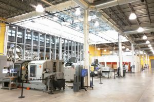 UI Labs DMDII Digital Manufacturing Tour