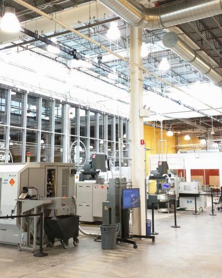 UI Labs DMDII Digital Manufacturing Tour