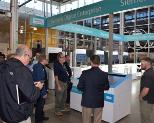 Plant Tour at IndustriTechnologies & IIoT Manufacturing Event