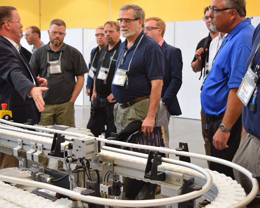 Smart Factory Tour - Industrial Technologies & IIoT Manufacturing Event