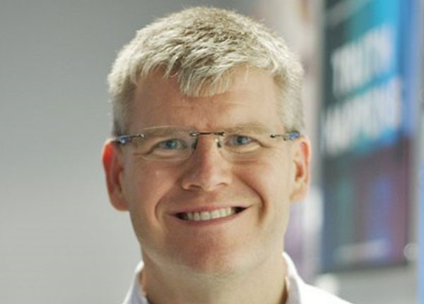 Anderson will discuss ege computing for manufacturing at Smart Industry Conference