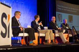 Manufacturing Experts at Smart Industry Conference