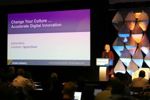 Changing Culture during Digital Transformation, Smart Industry Conference
