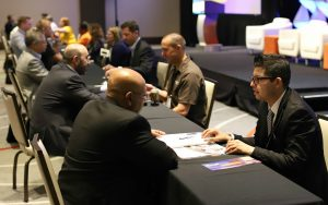 Speed Networking at IoT conference